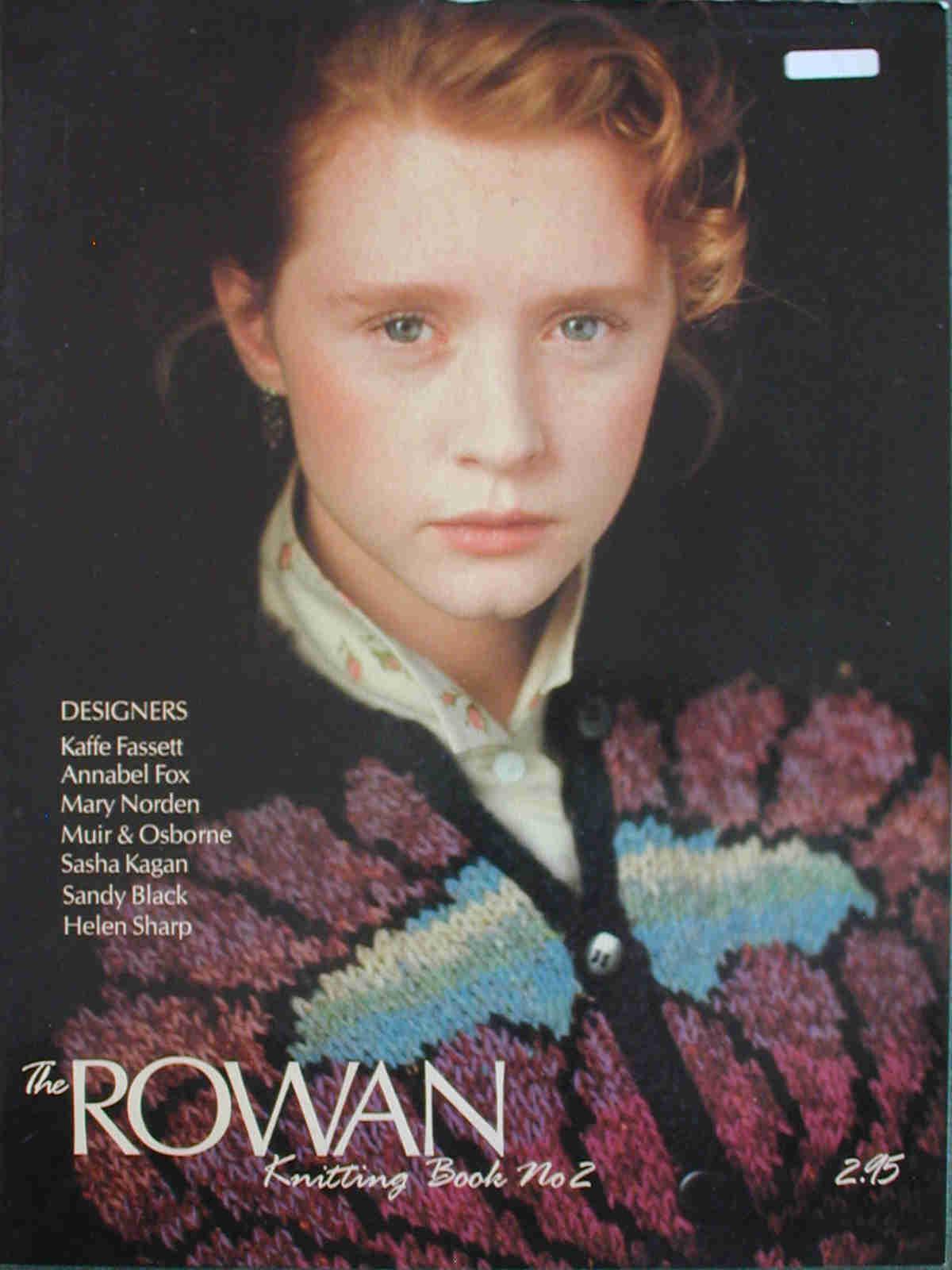 Rowan Knitting Books : Used knitting books just