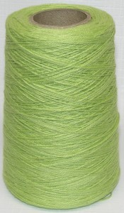 Organic Cotton Apple Green