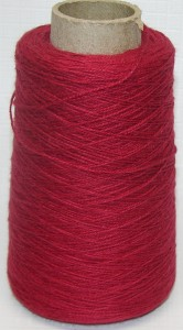 Organic Cotton Brick Red