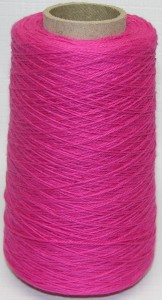 Organic Cotton Bright Pink