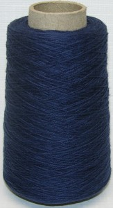 Organic Cotton Dark Blue