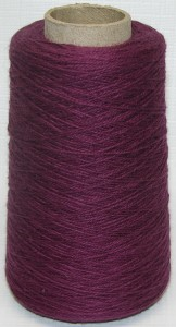 Organic Cotton Deep Plum