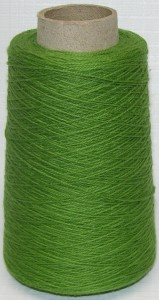 Organic Cotton Fern Green