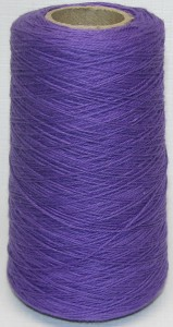 Organic Cotton Purple
