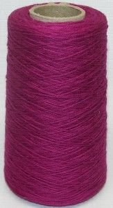 Organic Cotton Raspberry