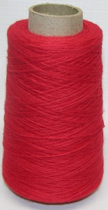 Organic Cotton Red