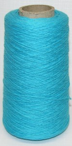 Organic Cotton Turquoise