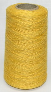Organic Cotton Yellow